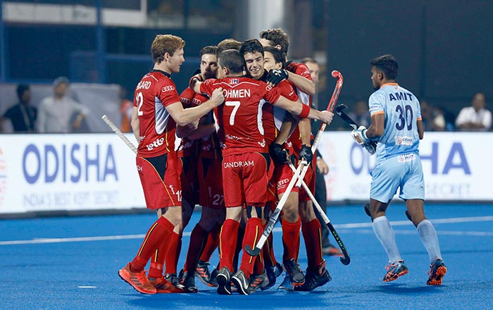 Hockey World Cup 2018: India vs Belgium Encounter Ends In A Draw