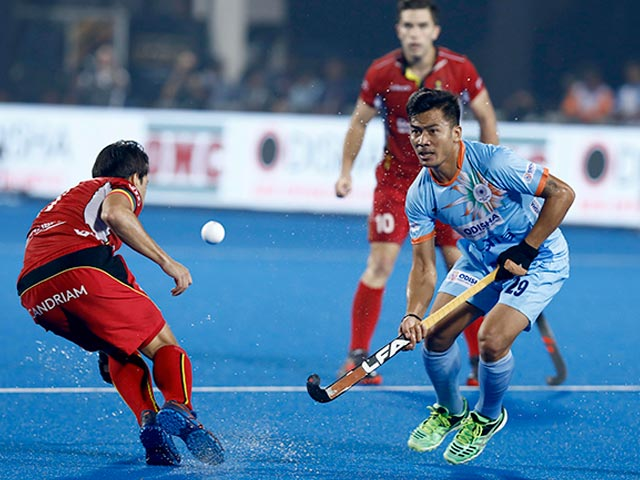 हॉकी वर्ल्ड कप 2018: भारत और बेल्जियम के बीच हुई टक्कर रही ड्रा