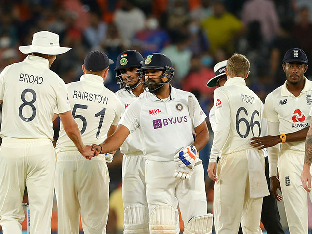 3rd Test: India Beat England By 10 Wickets Inside Two Days To Take 2-1 Series Lead