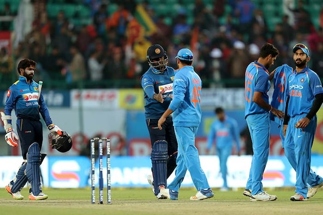 Sri Lanka Stun India In Dharamsala, Take 1-0 Series Lead