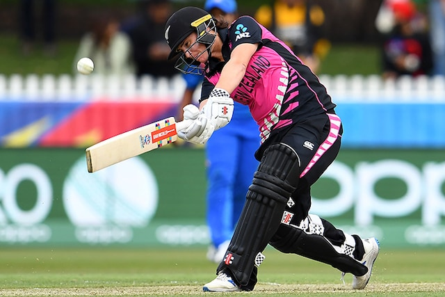 Womens T20 World Cup: India Book Semis Spot With Close Win Over New Zealand