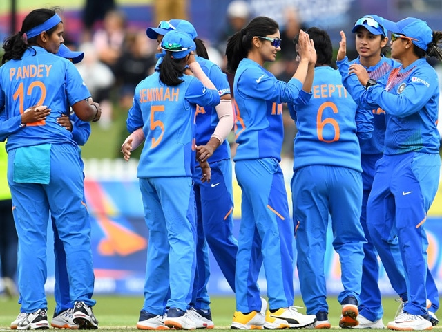 Women's T20 World Cup: India Book Semis Spot With Close Win Over New Zealand