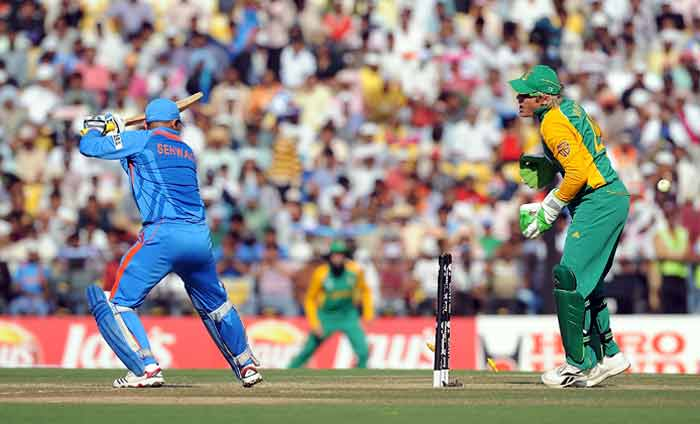 World Cup: India vs South Africa