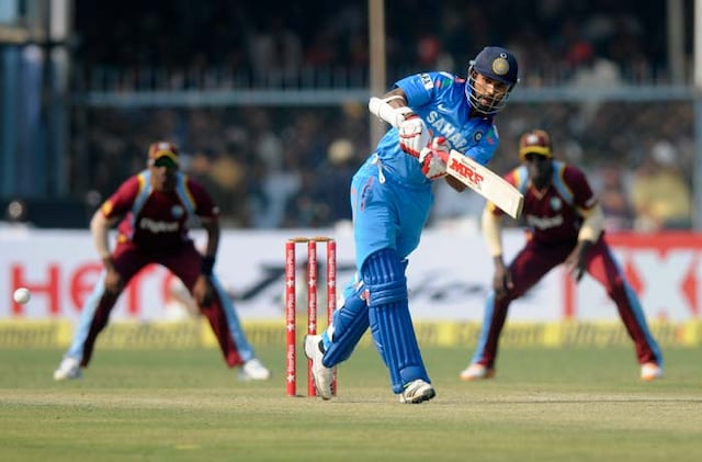 India beat West Indies by 5 wickets to win ODI series