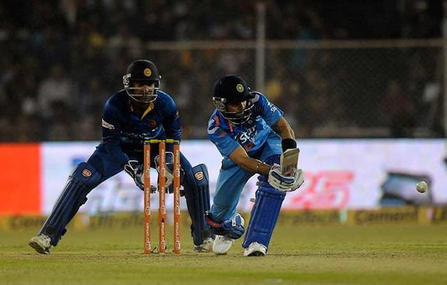 Ambati Rayudu Slams Maiden ODI Ton as India Take 2-0 Lead vs Sri Lanka