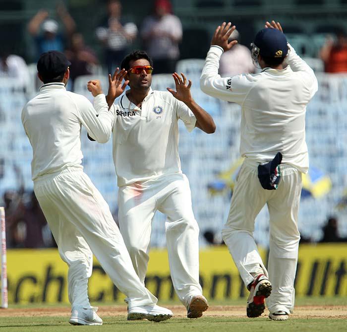 How Team India beat Australia in Chennai