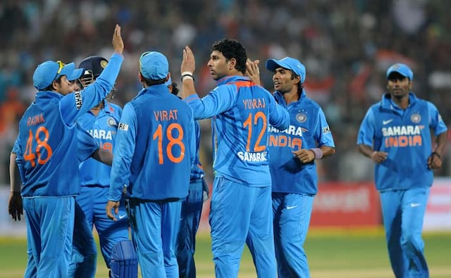 1st T20: India romp home to an easy victory over England