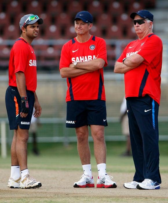 Windies tour: Team India practices ahead of T20