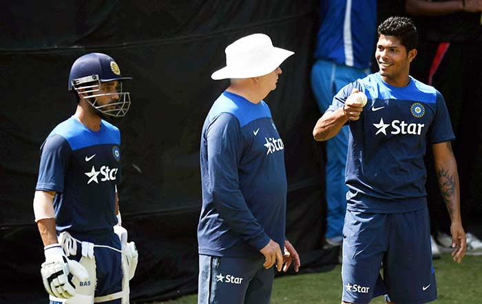 India Seek to Draw Level Against West Indies