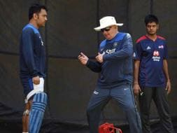 Photo : India Seek to Draw Level Against West Indies