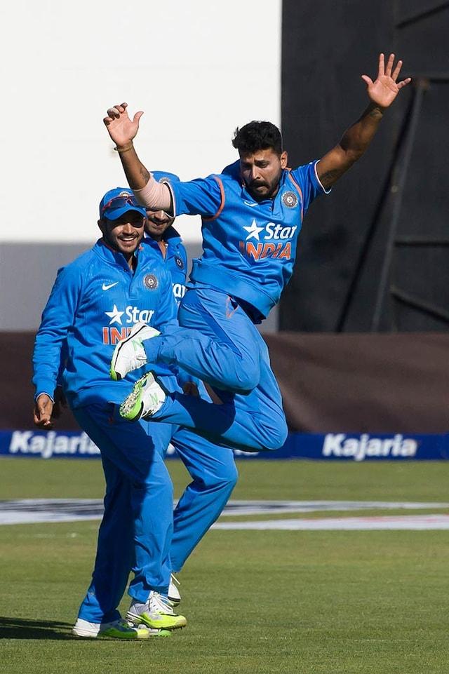 Kedar Jadhav, Stuart Binny Help India Sweep ODI Series vs Zimbabwe