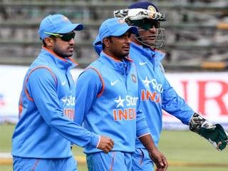 2nd ODI: MS Dhonis Young India Clinch Series vs Zimbabwe