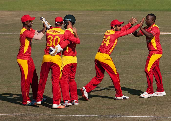 Zimbabwe Beat India in Final T20I for Consolation Win