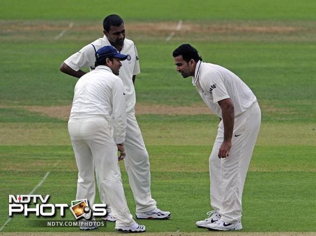 Zaheer Khan: Ankle injury