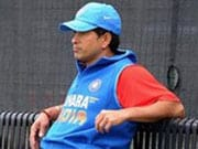 Photo : Team Injured: Sachin Tendulkar latest casualty