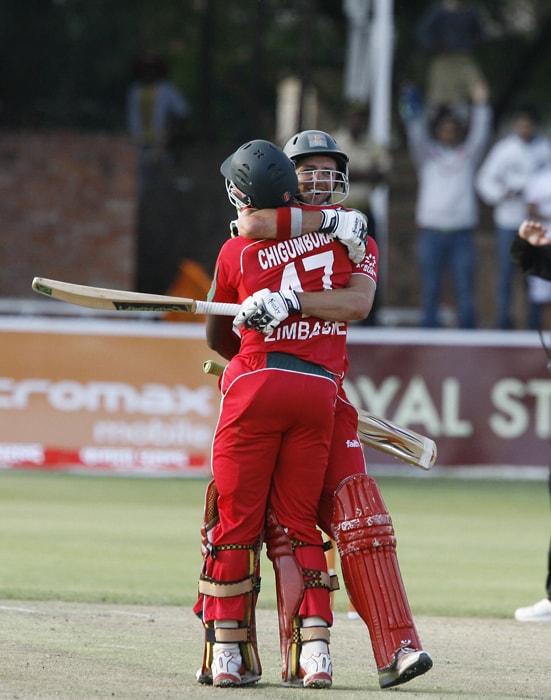 1st ODI: Ind vs Zim