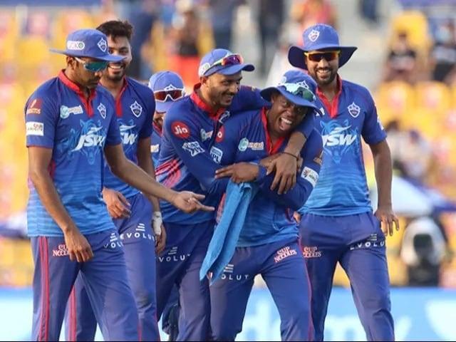 Photo : IPL 2021: दिल्ली कैपिटल्स का शानदार प्रदर्शन, राजस्थान रॉयल्स को 33 रन से हराया