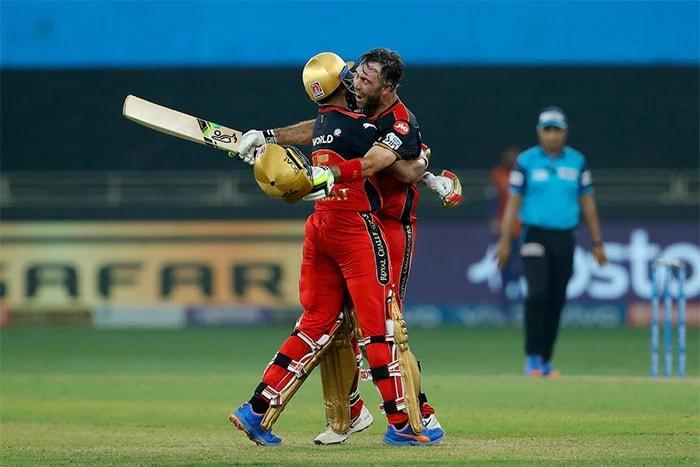 आईपीएल 2021: श्रीकर भरत, ग्लेन मैक्सवेल की मदद से आरसीबी ने दिल्ली  को हराया