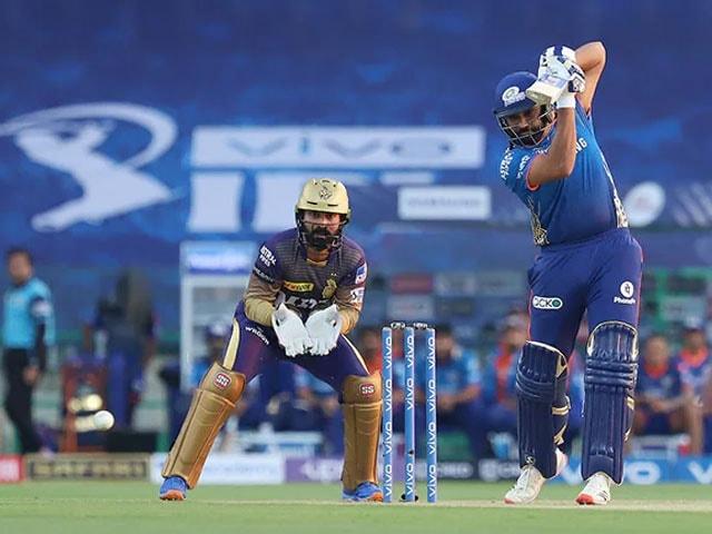 Photo : आईपीएल 2021: केकेआर ने मुंबई इंडियंस को 7 विकेट से हराया