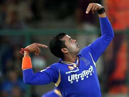 Photo : Varying emotions of cricket, IPL style