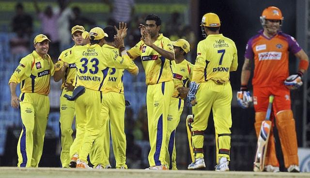 IPL 4: Chennai vs Kochi