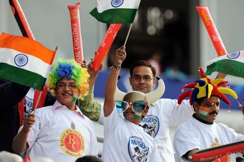 Fans Frenzy at IPL