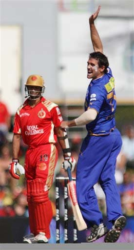 Match 33: JAI vs RCB