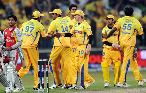 Match 54: CSK vs MOH