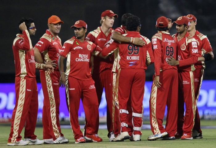 IPL 3: Chargers vs Bangalore