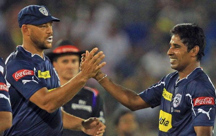 IPL 3: Punjab vs Deccan