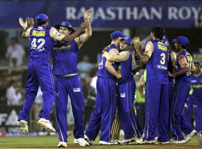 IPL 3: Kolkata vs Rajasthan