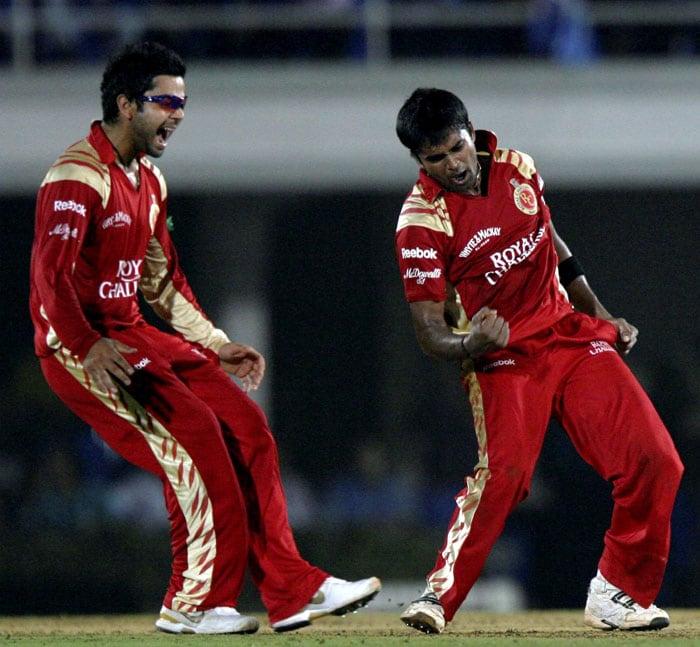 IPL 3: Mumbai vs Bangalore