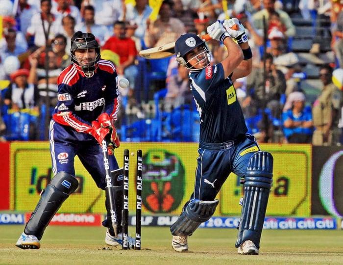 IPL 3: Chargers vs Delhi