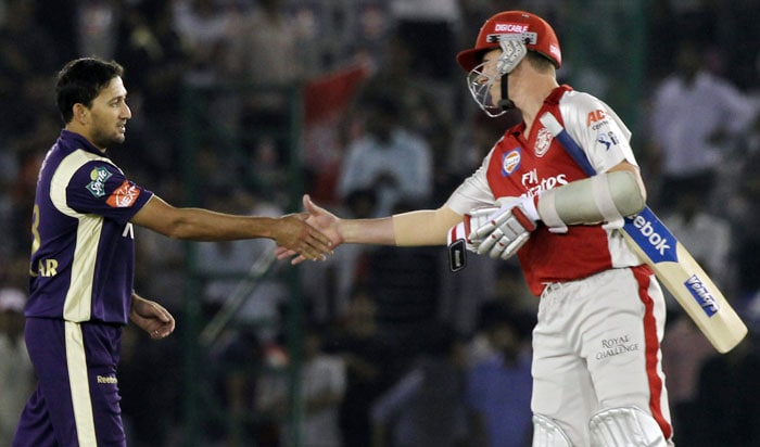 IPL 3: Kolkata vs Punjab