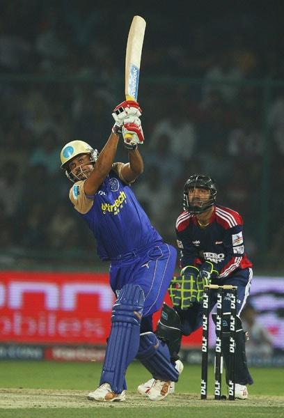 IPL 3: Delhi vs Rajasthan
