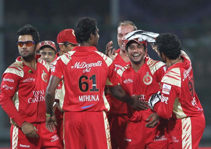 IPL 3: Delhi vs Bangalore