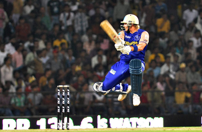 IPL 3: Royals vs Chargers