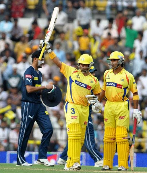 IPL 3: Deccan vs Chennai