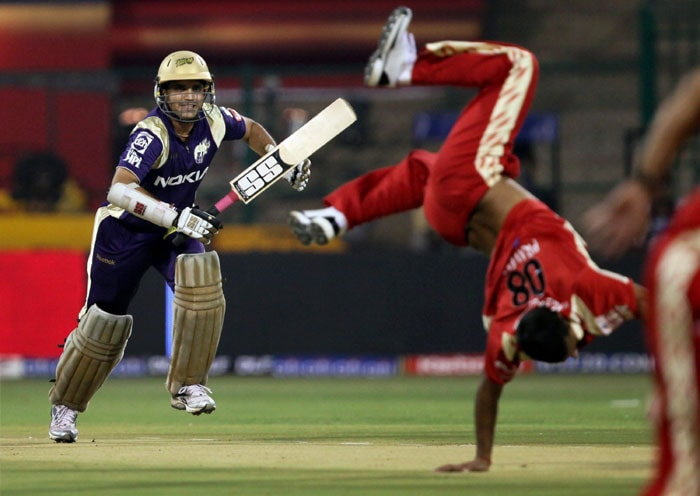 IPL 3: Bangalore vs Kolkata