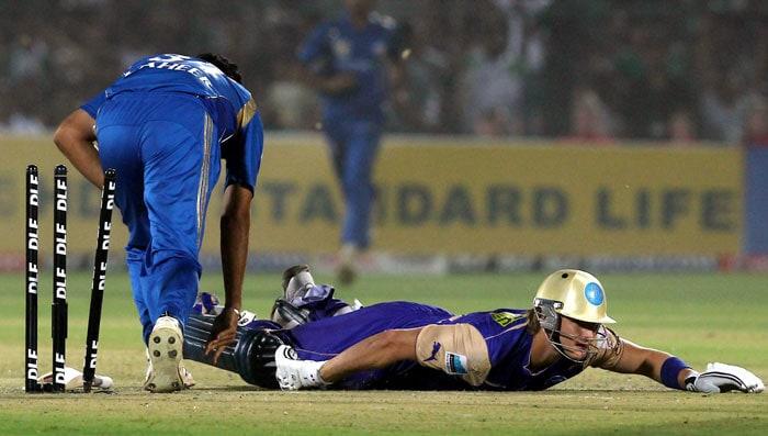 IPL 3: Mumbai vs Rajasthan