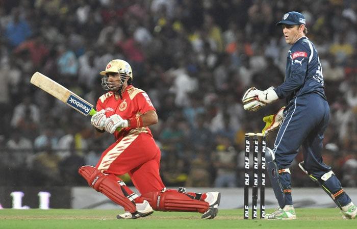 IPL 3: Bangalore vs Chargers