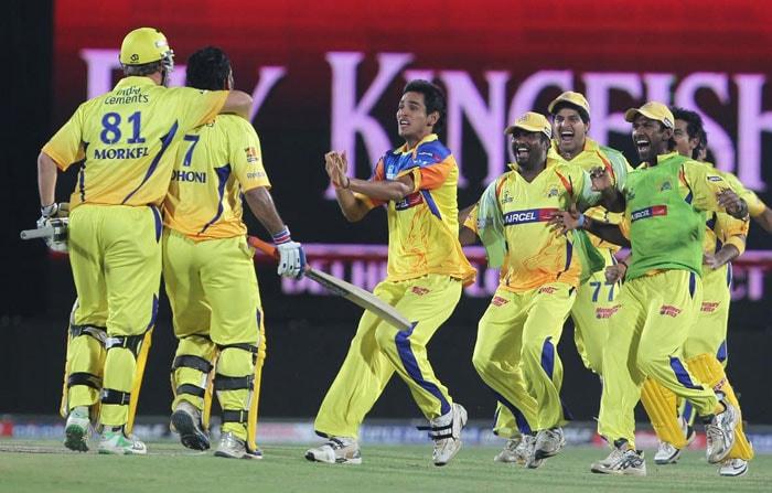IPL 3: Chennai vs Punjab