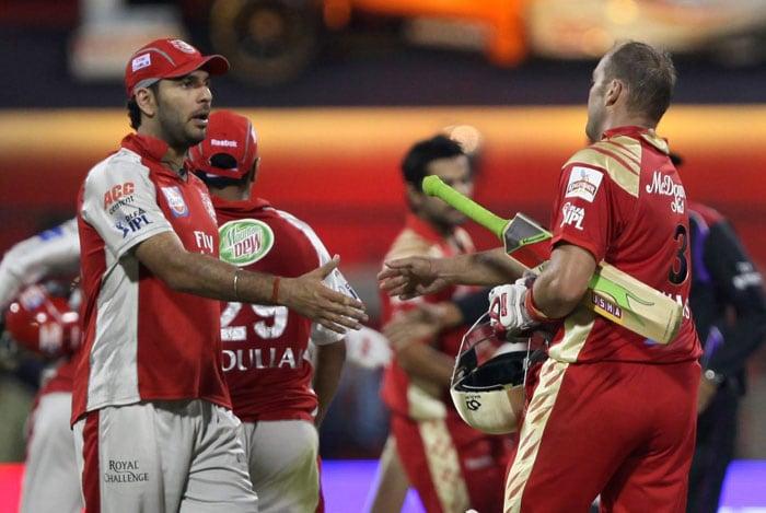 IPL 3: Punjab vs Bangalore