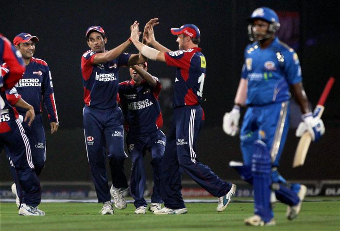 IPL 3: Mumbai vs Delhi