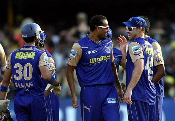 IPL 3: Rajasthan vs Chennai