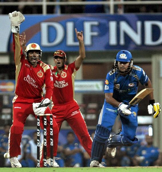 1st Semis: Mumbai vs Bangalore