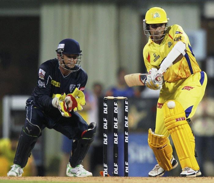 2nd Semi: CSK vs Deccan