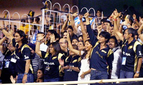 India upbeat as IPL makes international debut
