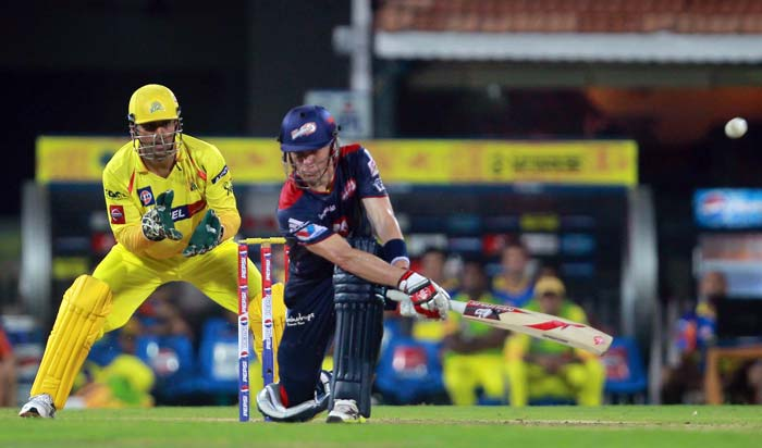 Chennai back to the top with 33-run over Delhi