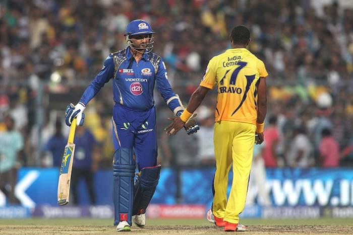 Mumbai Indians Beat Chennai Super Kings to Lift IPL 2015
